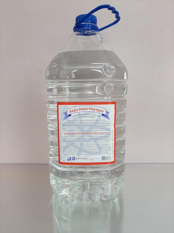 Hero Aero Neutral Dezinficijens se koristi kako za površine koje su u dodiru sa hranom i pićem tako i za površine koje nisu u dodiru sa hranom.