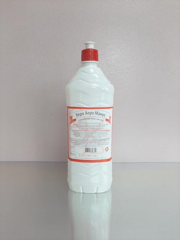 Hero Aero Manus - Higijenska dezinfekcija ruku - 0.1 % Kvaternarna amonijum jedinjenja