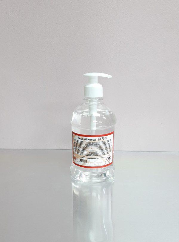 Hero Alkohol 70 % gel 0.5 pump